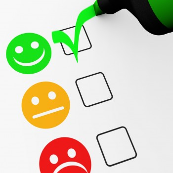 Customer Happy Feedback Business Quality Checklist